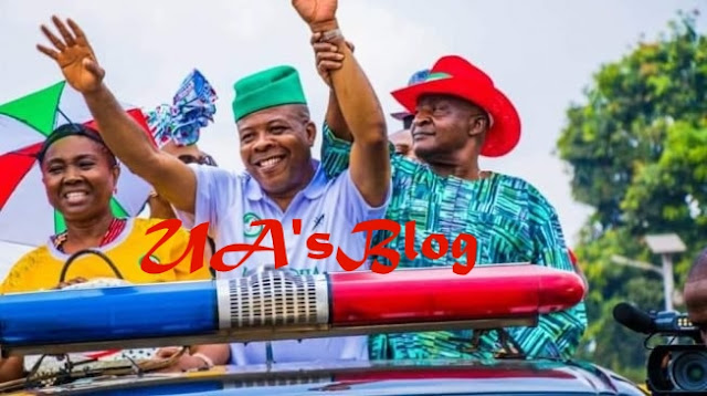 Ihedioha is only four LGAs away from becoming Imo governor-elect