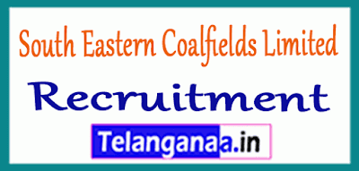 South Eastern Coalfields Limited SECL Recruitment