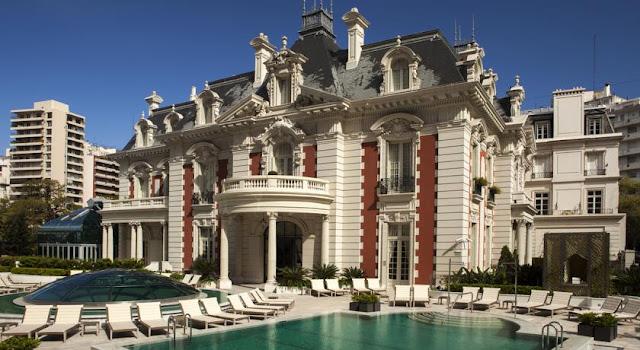 Hotel de luxo Four Seasons em Buenos Aires