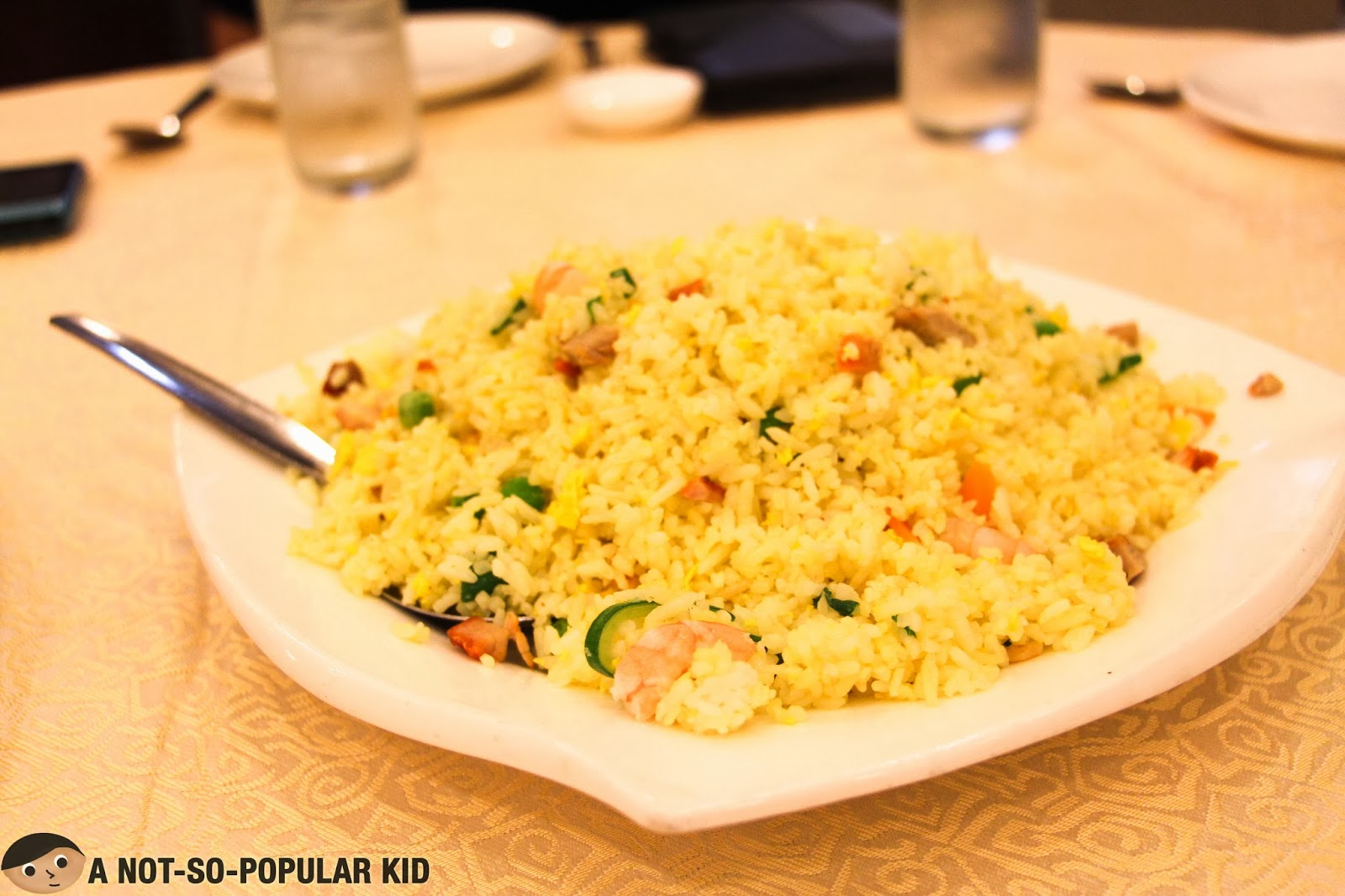 Yang Chow Fried Rice of Golden Fortune