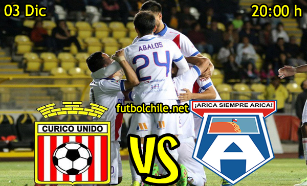 Ver stream hd youtube facebook movil android ios iphone table ipad windows mac linux resultado en vivo, online: Curicó Unido vs San Marcos de Arica
