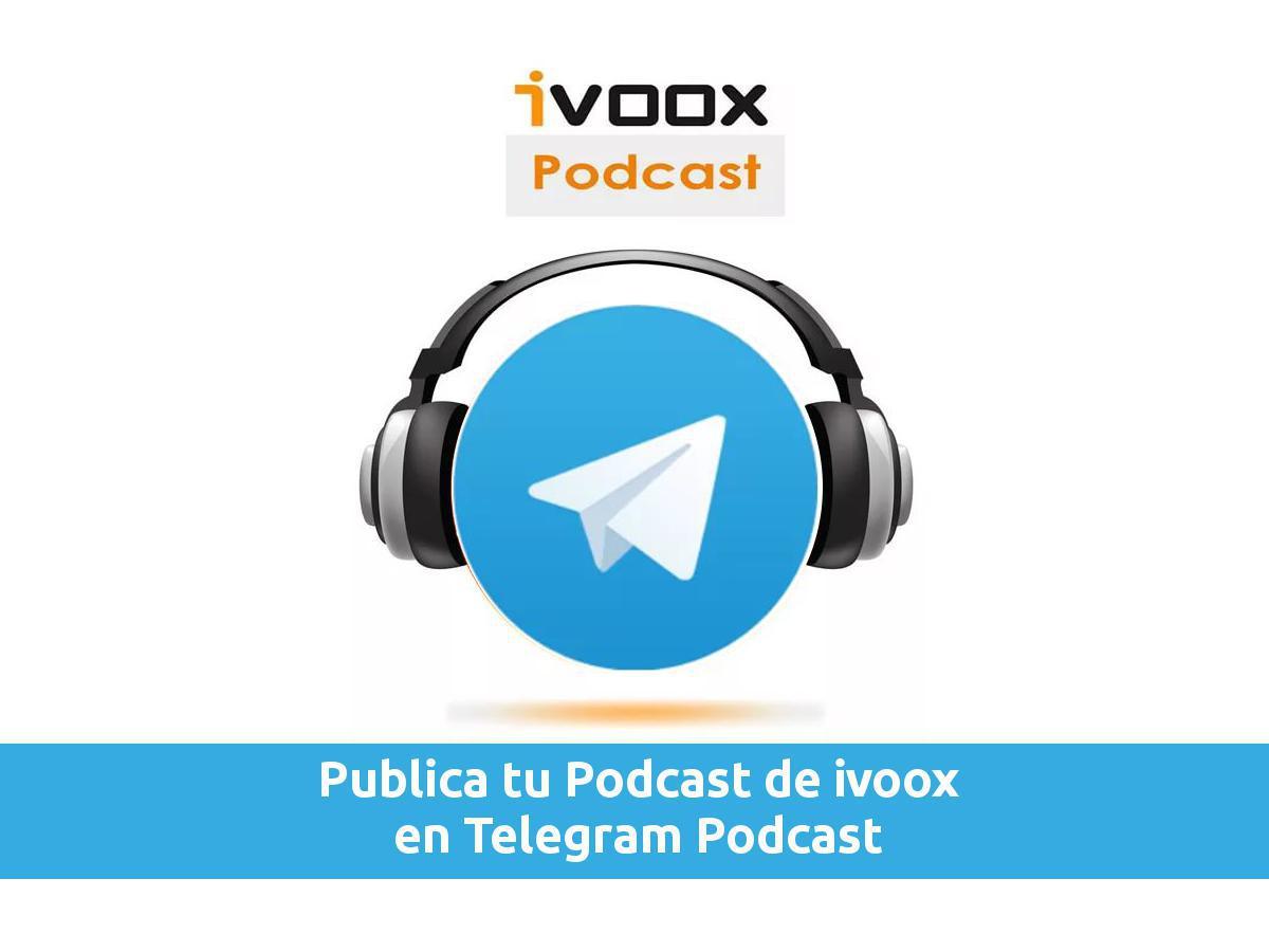Crear un podcast de telegram con ivoox