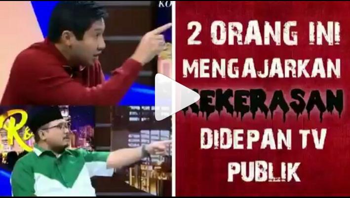 Ustadz Felix Siauw Jawab GP Ansor Yang Akan Gebuk Ahmad Dhani dan Pendukung 2019 Ganti Presiden!