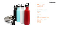 Tumbler Stainless Steel Victory