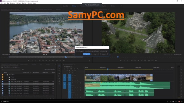 Adobe Premiere Pro CC 2019 Free Download Full Latest Version