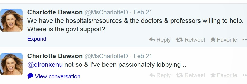 charlotte dawson twitter bullying