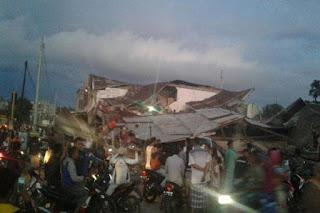 Innalilahi Akibat Gempa di Aceh, Empat Orang Dikabarkan Meninggal Karena Tertimpa Reruntuhan Bangunan - Commando