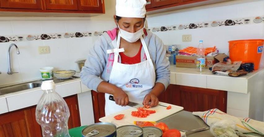 Qali Warma destaca compromiso de madres con el servicio alimentario en Arequipa - www.qaliwarma.gob.pe