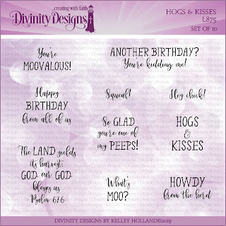Divinity Designs LLC Hogs and Kisses