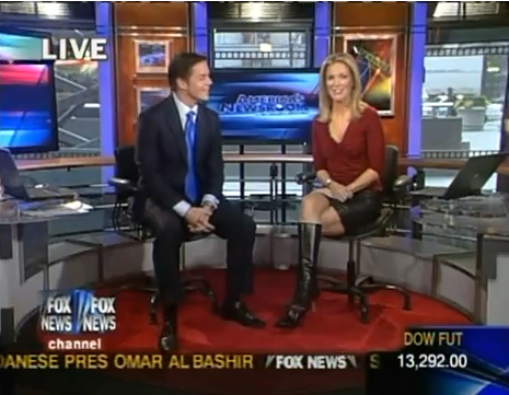 THE APPRECIATION OF BOOTED NEWS WOMEN BLOG : MEGYN KELLY IN BLACK ...