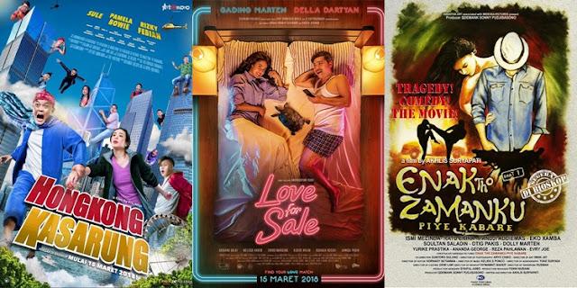 film indonesia paling lucu, film komedi terlucu indonesia 2018