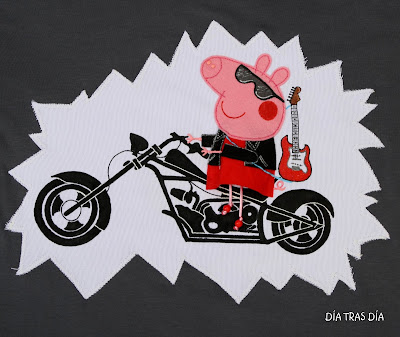 Camisetas Peppa Pig