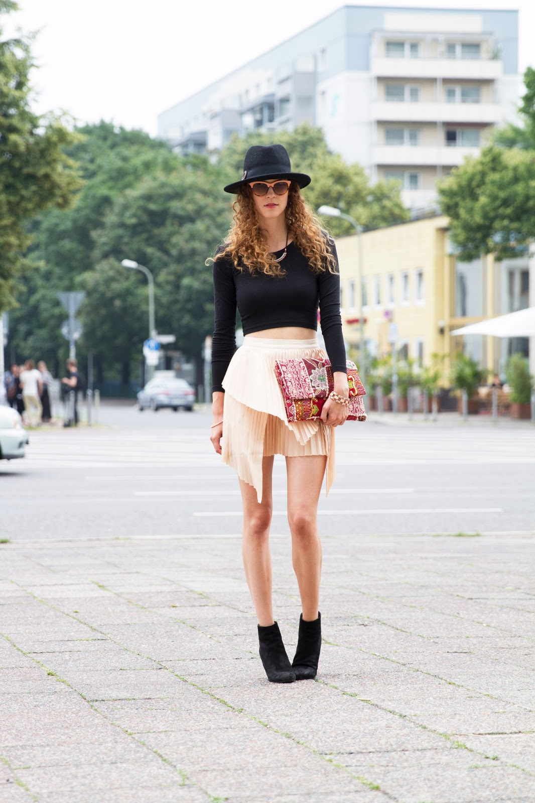 fashion week look