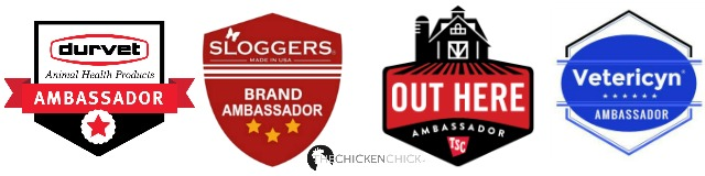 Brand Ambassadorships, The Chicken Chick®