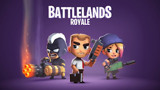 Download Battlelands Royale Apk Mod (Unlimited Ammo, Equipments) for Android