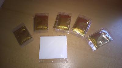 Detox Vital Pflaster - Gold Edition.