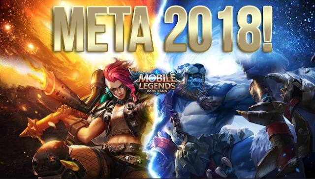 Hero Mobile Legends Yang Overpower dan Sering diBan/Di pake