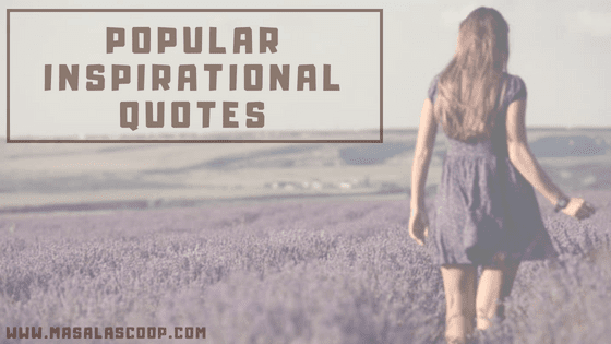 Popular Inspirational Quotes ? Here comes the Sweetest of it all you have been waiting for.