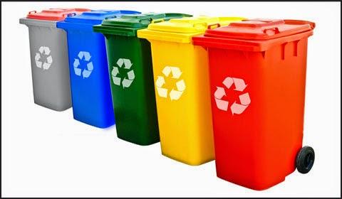 Los colores que se deben emplear para el reciclaje de la - Colores para reciclar ...