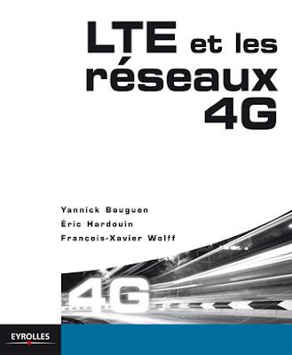 Télécharger Livre Gratuit LTE et Les Réseaux 4G pdf