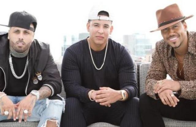 """Romeo Santos, Daddy Yankee y Nicky Jam estrenan video """"Bella y sensual"""""""