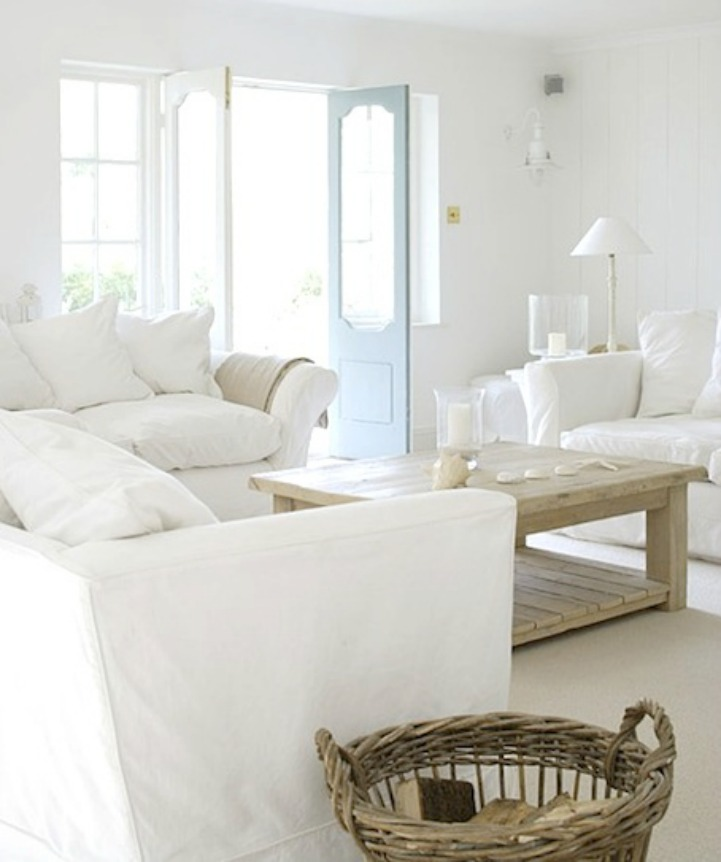 Inspirations on the horizon shabby chic coastal decor for Home decor 4 u