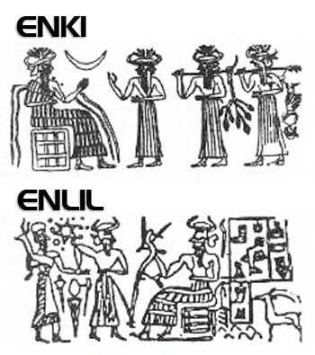 Paige Moores Blog The Lasting Battle Between Enki And Enlil