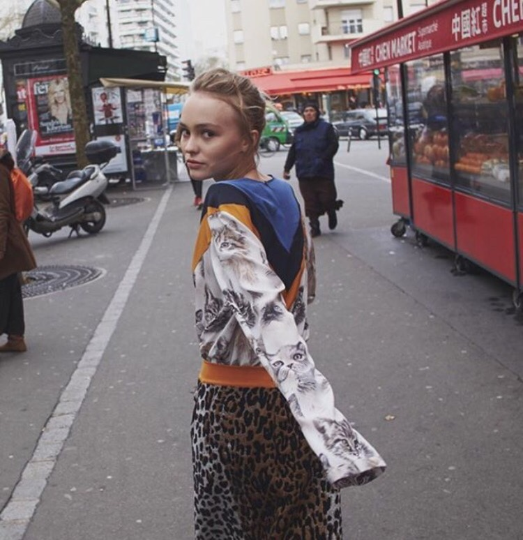 Lily-Rose Depp: Her Style