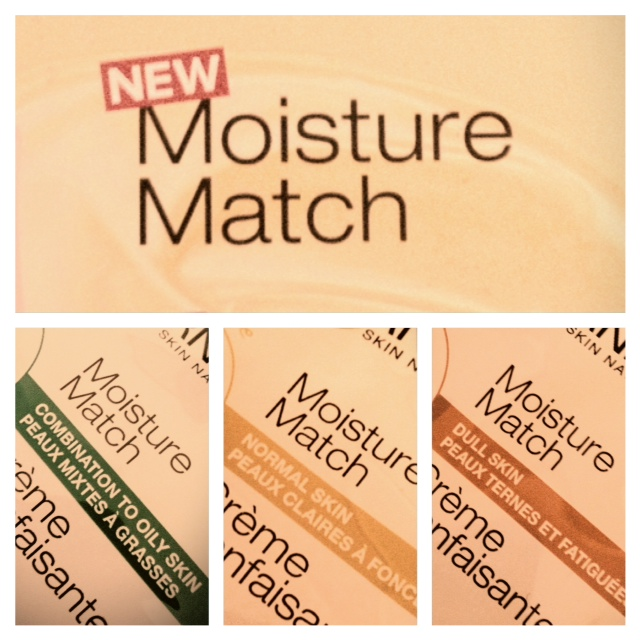 Garnier moisture match reviews
