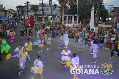 Pás na Praça para reelembra grandes festa em Goiana.