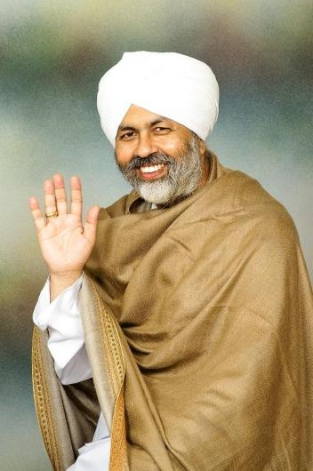 Nirankari Baba Sant Hardev Singh Dead Body Photo