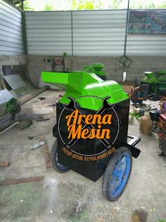 mesin perontok jagung