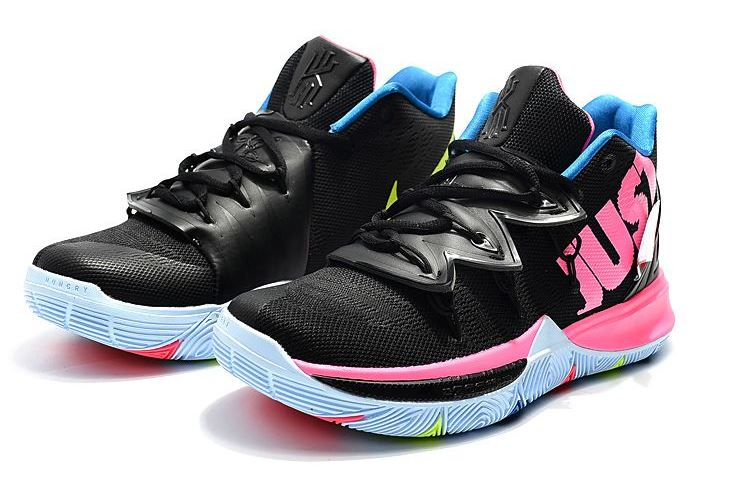 a3bce95add27 Here is a look at the new Nike Kyrie Irving 5  Just DO It  Available 10 25  at 10am HERE AT Footlocker