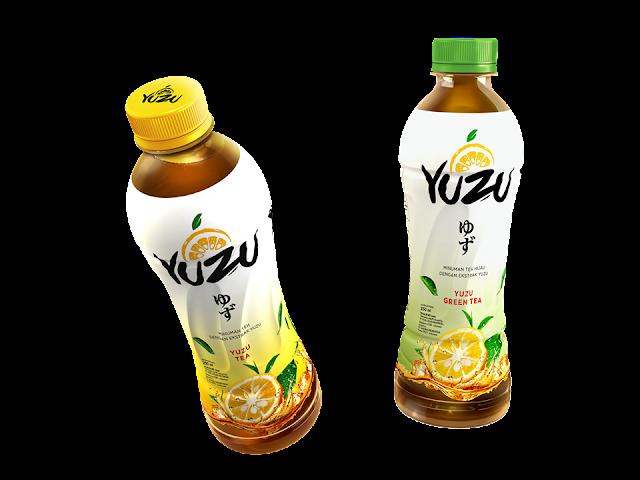 Yuzu Minuman Segar Alami Terbaik