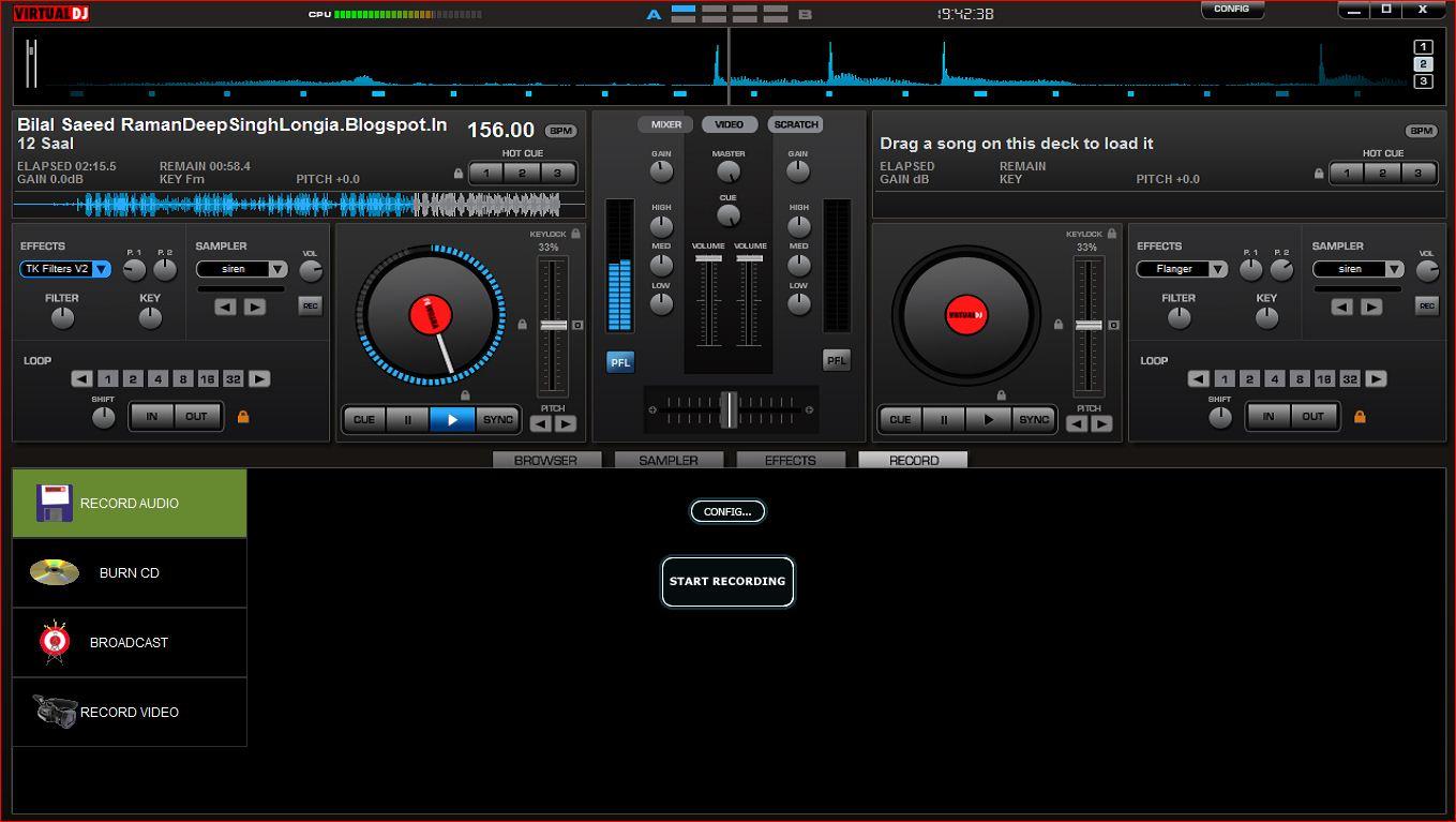 atomix virtual dj pro 7 free download