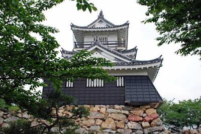 Hamamatsu Castle, Shizuoka.