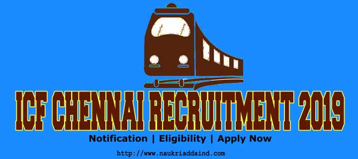 integral coach factory Chennai