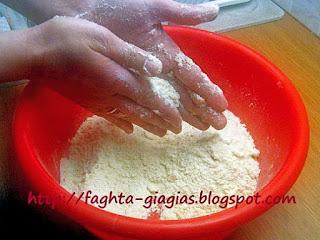Ζύμη για τάρτες - βασική συνταγή ⇒ από «Τα φαγητά της γιαγιάς»