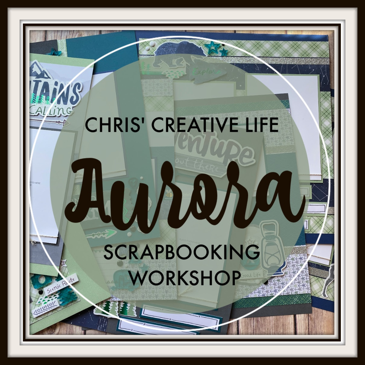 Aurora Scrapbooking Workshop