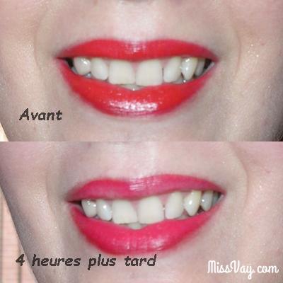 Encre à lèvres Lip Stain