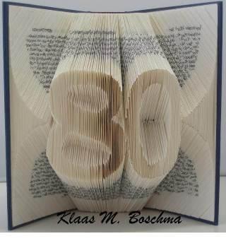 Verwonderlijk Boekvouwkunst: 80 jaar PG-23