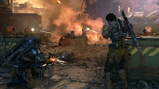 GEARS OF WAR pc game wallpapers|screenshots|images