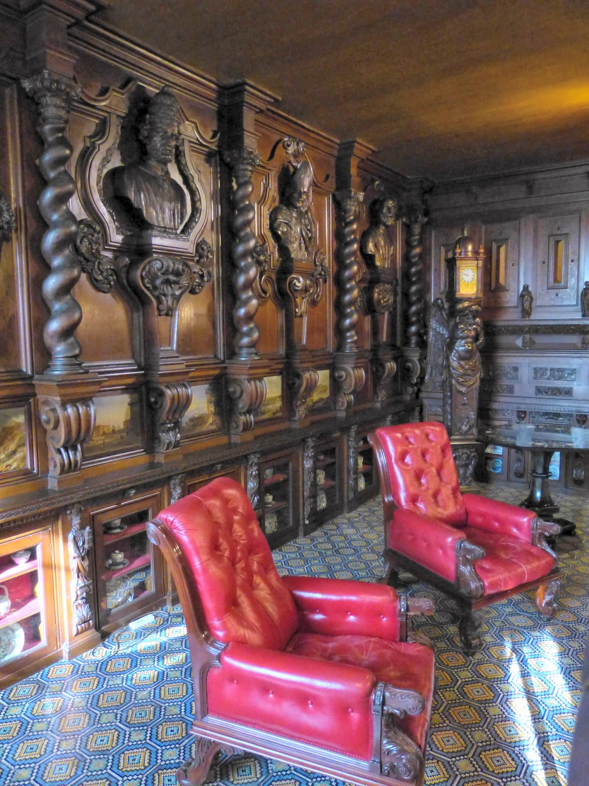 The Oak Room, Chatsworth