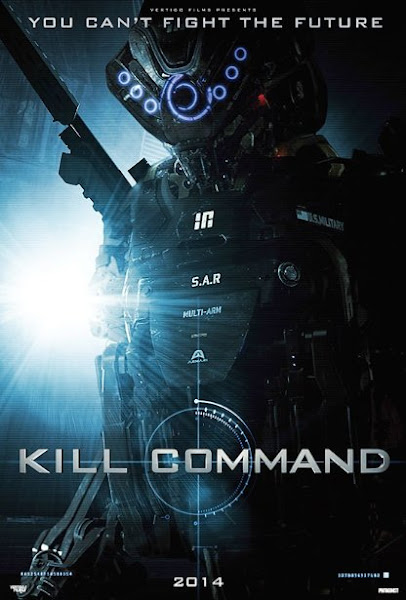 Poster Of Kill Command 2016 720p BRRip Full Movie Download