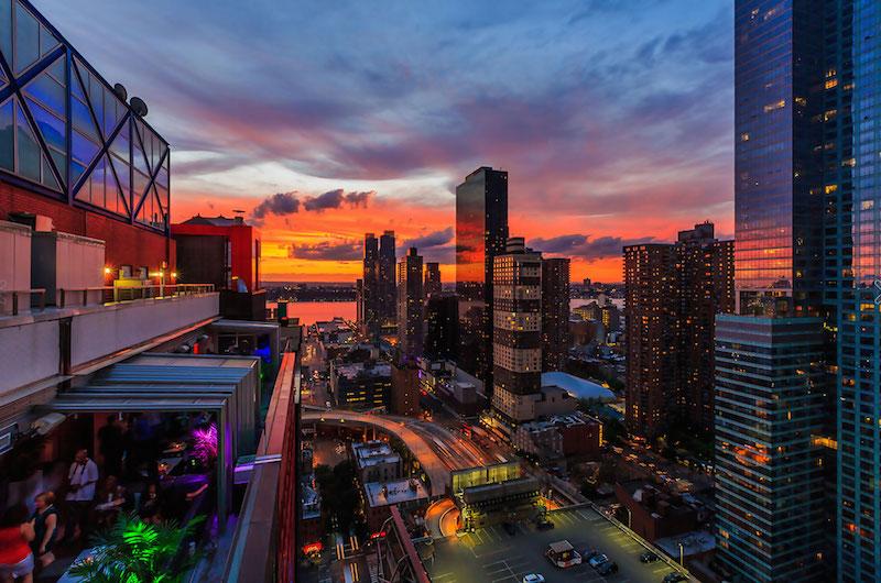 Bares Com Vista Do Alto De Nova York Dicas De Nova York