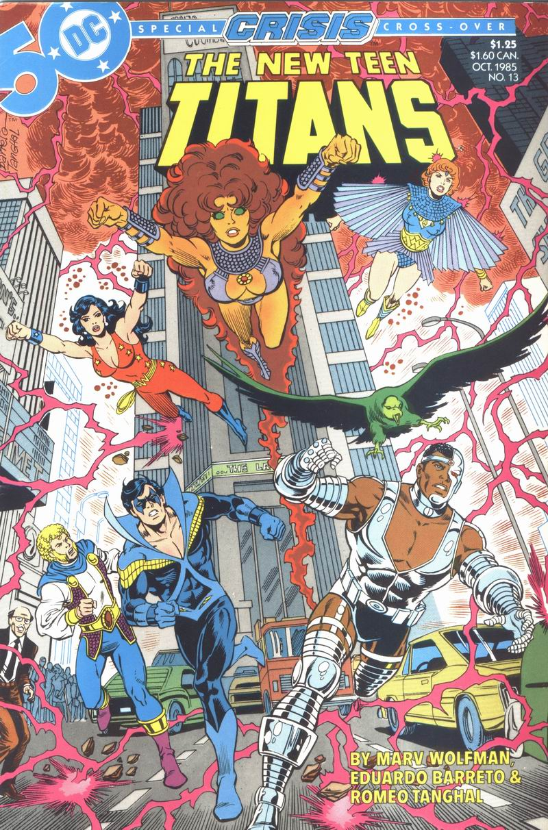 Show Teen Titans Or Any 62