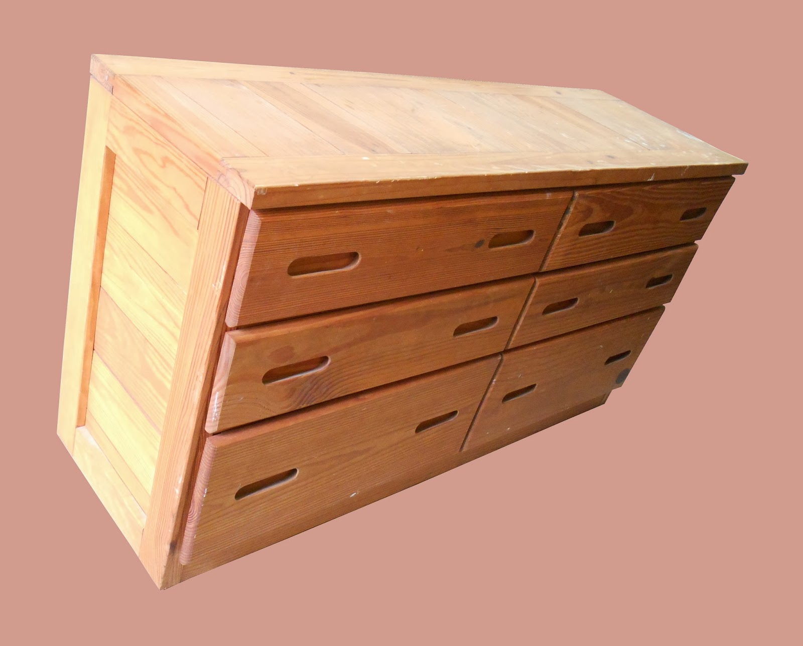 This End Up 6 Drawer Dresser Sold Soloshrinks