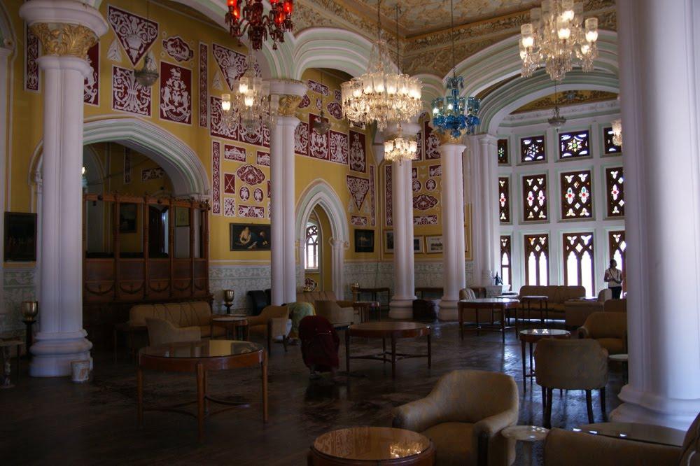 Bangalorious Inside Bangalore Palace