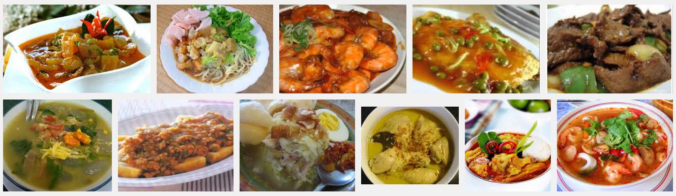 Resep Masakan Nusantara Beserta Gambarnya