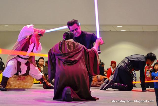 Jedi Fight Toycon